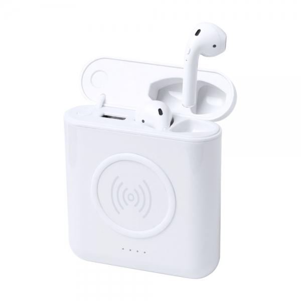 Écouteurs Power Bank personnalisé