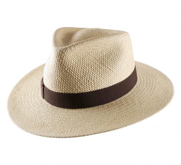 Chapeau panama personnalisé
