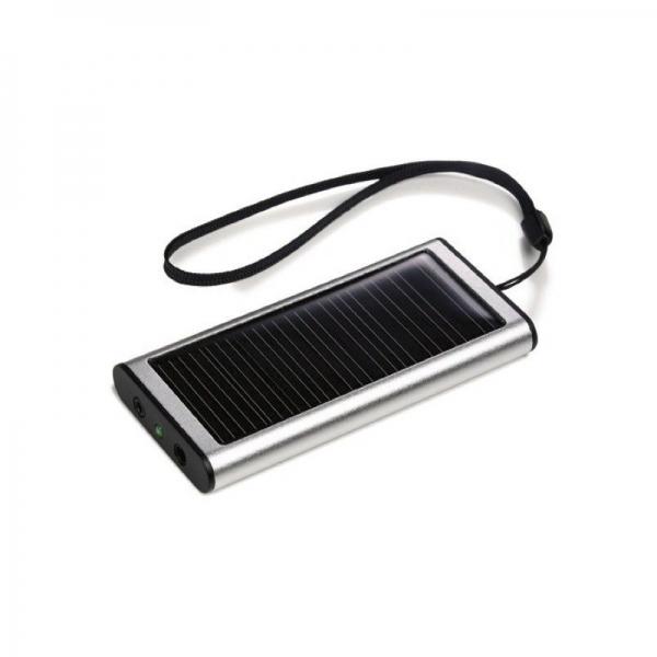 Chargeur solaire personnalisé