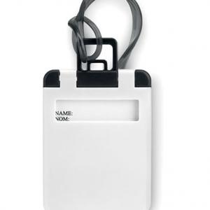 Étiquette d'identification de valise personnalise