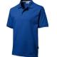 Polo en bleu