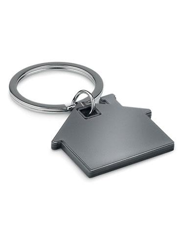 Porte-clés maison personnalisé