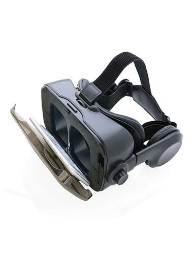 lunettes de réalité virtuelle publicitaires