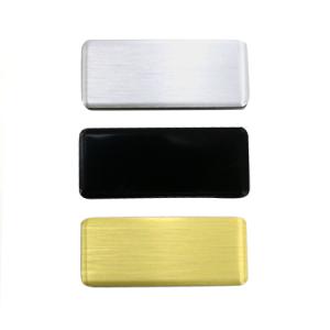 badge magnétique personnalise rabat
